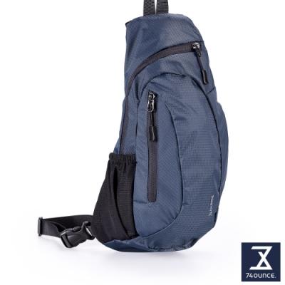 74盎司 Light Sport 超輕量運動水滴型胸包[TG-240-LS-T]藍