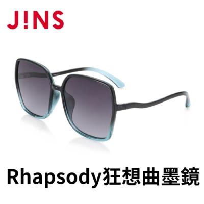JINS Rhapsody 狂想曲CHARMING SECRET墨鏡(ALRF21S057)漸層藍綠