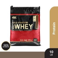 [美國 ON] 金牌 WHEY 乳清蛋白(10磅/袋)