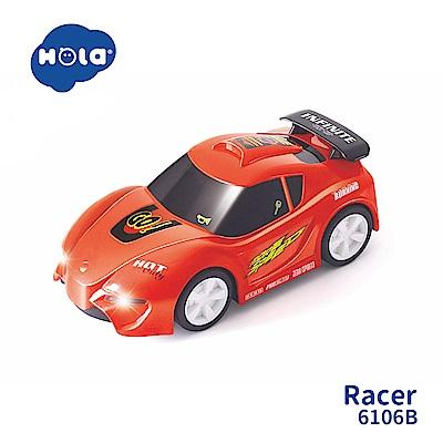 香港HOLA幼兒聲光玩具-競速跑車 6106B