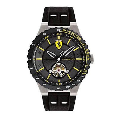 FERRARI 法拉利/狂熱飆速運動機械計時腕錶/FA0830365