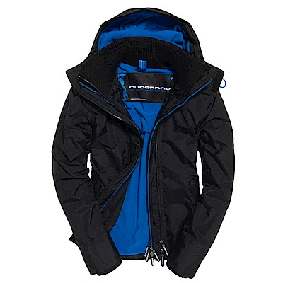 SUPERDRY 極度乾燥 男 外套 藍色1120