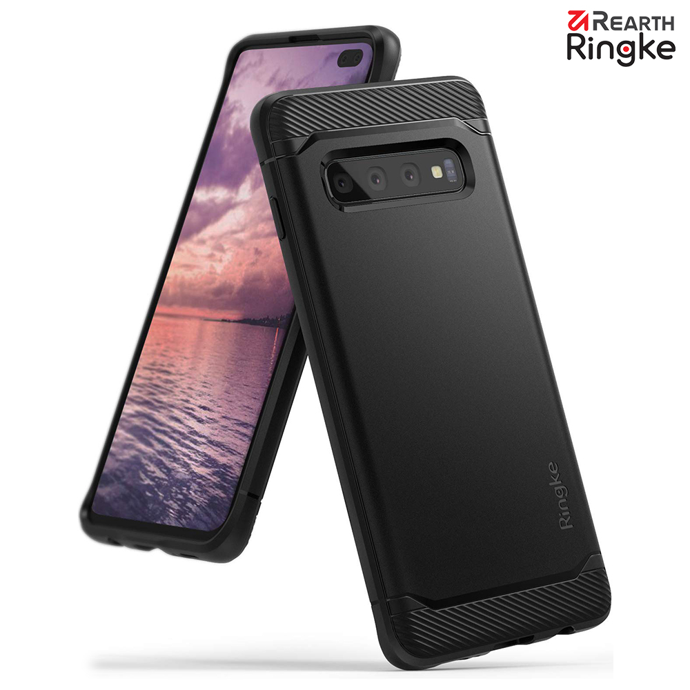 【Ringke】Galaxy S10 Plus [Onyx] 防撞緩衝手機殼