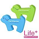 Life Plus 居家安全 動物造型防護門擋 (狗_4入)