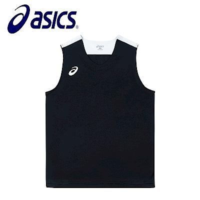 Asics 亞瑟士 籃球背心 男女款 K11708-9001