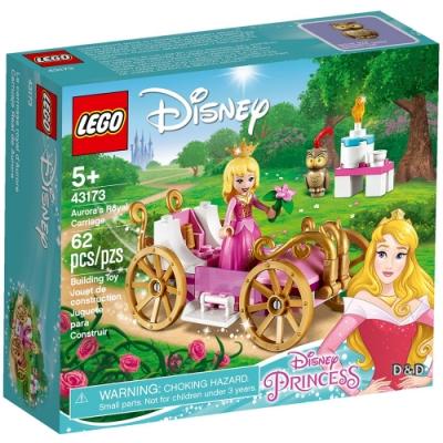 樂高LEGO 迪士尼公主系列 - LT43173 奧蘿拉公主的皇家馬車