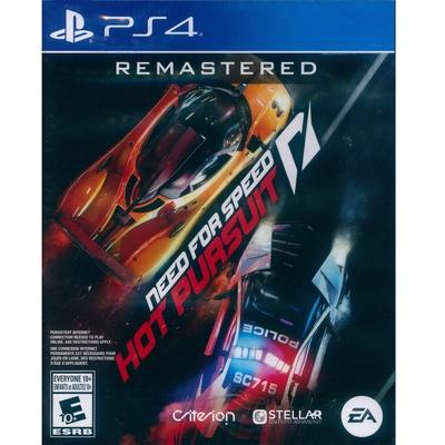 極速快感 超熱力追緝 重製版 Need for Speed: Hot Pursuit Remastered - PS4 中英文美版