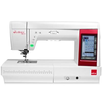 瑞士 elna 電腦縫紉機 eXcellence 780+