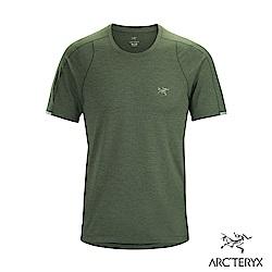 Arcteryx 始祖鳥 男 Cormac 快乾短袖圓領衫 葉綠