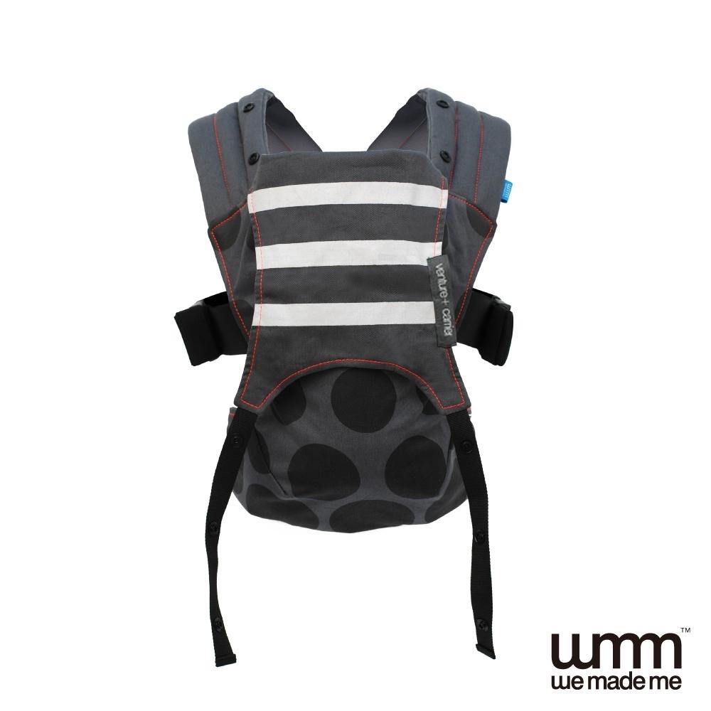 英國 WMM Venture+ 輕旅揹帶 - 加大版【黑色瓢蟲】