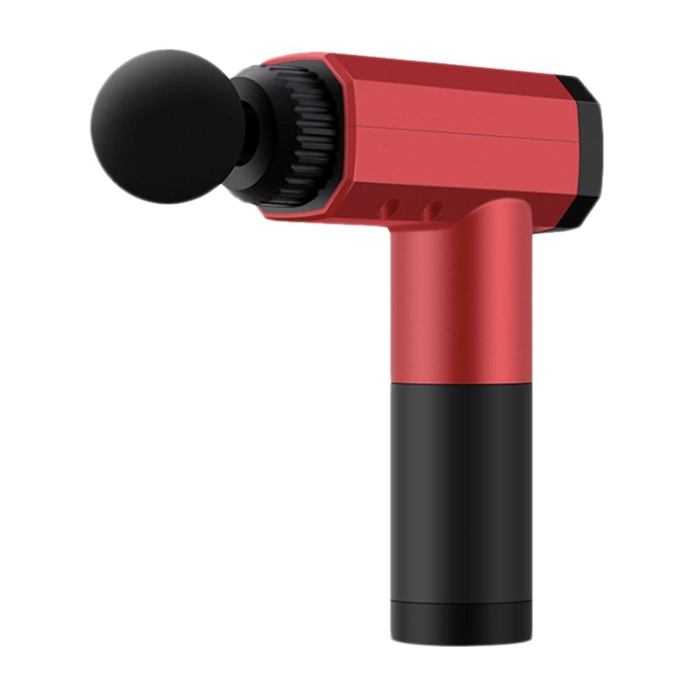 【FJ】數位觸控USB充電肌肉筋膜按摩槍K4(電量顯示款)