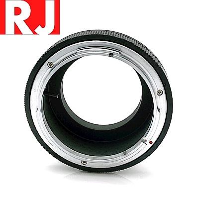 RJ製造 鏡頭轉接環 FD-FX