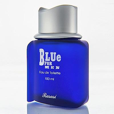Rasasi Blue for Men柑橘與沉香淡香水100ML