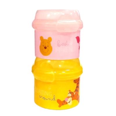 迪士尼Winnie the Pooh 小熊維尼PP收納筒(2入)