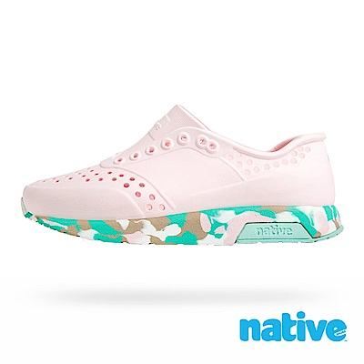 native小童鞋LENNOX小雷諾鞋-櫻花粉x金平糖