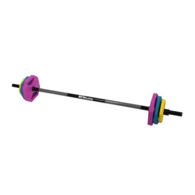 MDBuddy 新組合式居家訓練槓鈴組-重量訓練 舉重 訓練 硬舉 健身 MD3016C 依賣場