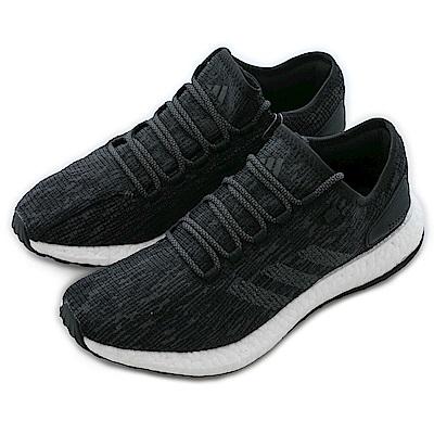 Adidas 愛迪達PUREBOOST-慢跑鞋-男