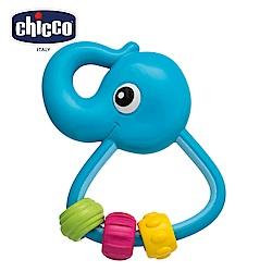 chicco-寶貝學習小象手搖鈴