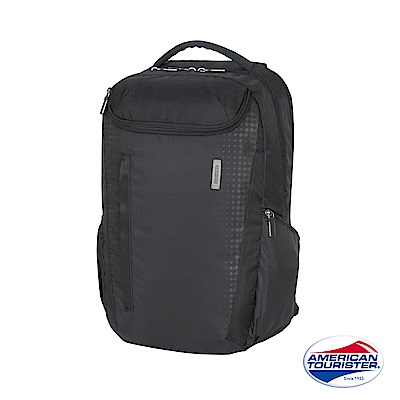 AT美國旅行者 Logix 多功能可拆式筆電後背包(黑)