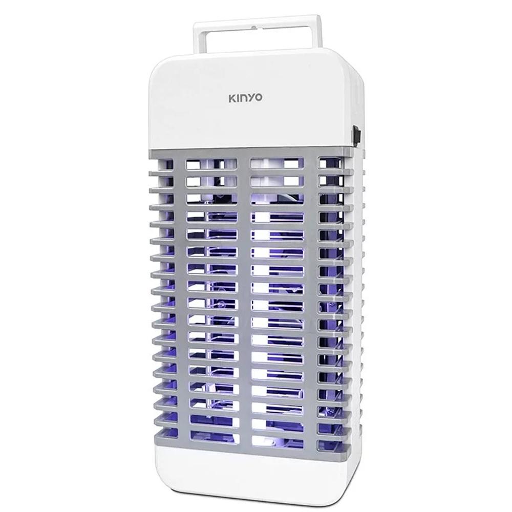 KINYO 吸入+電擊式捕蚊燈  KL-9110