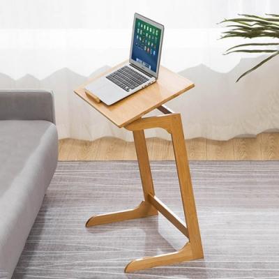 [時時樂限定]【HappyLife】楠竹邊桌經典款 60×35×67CM