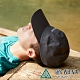 【ATUNAS 歐都納】中性款GORE-TEX防水透氣防曬休閒便帽A1AHBB01N黑/棒球帽/鴨舌帽/遮陽帽 product thumbnail 1