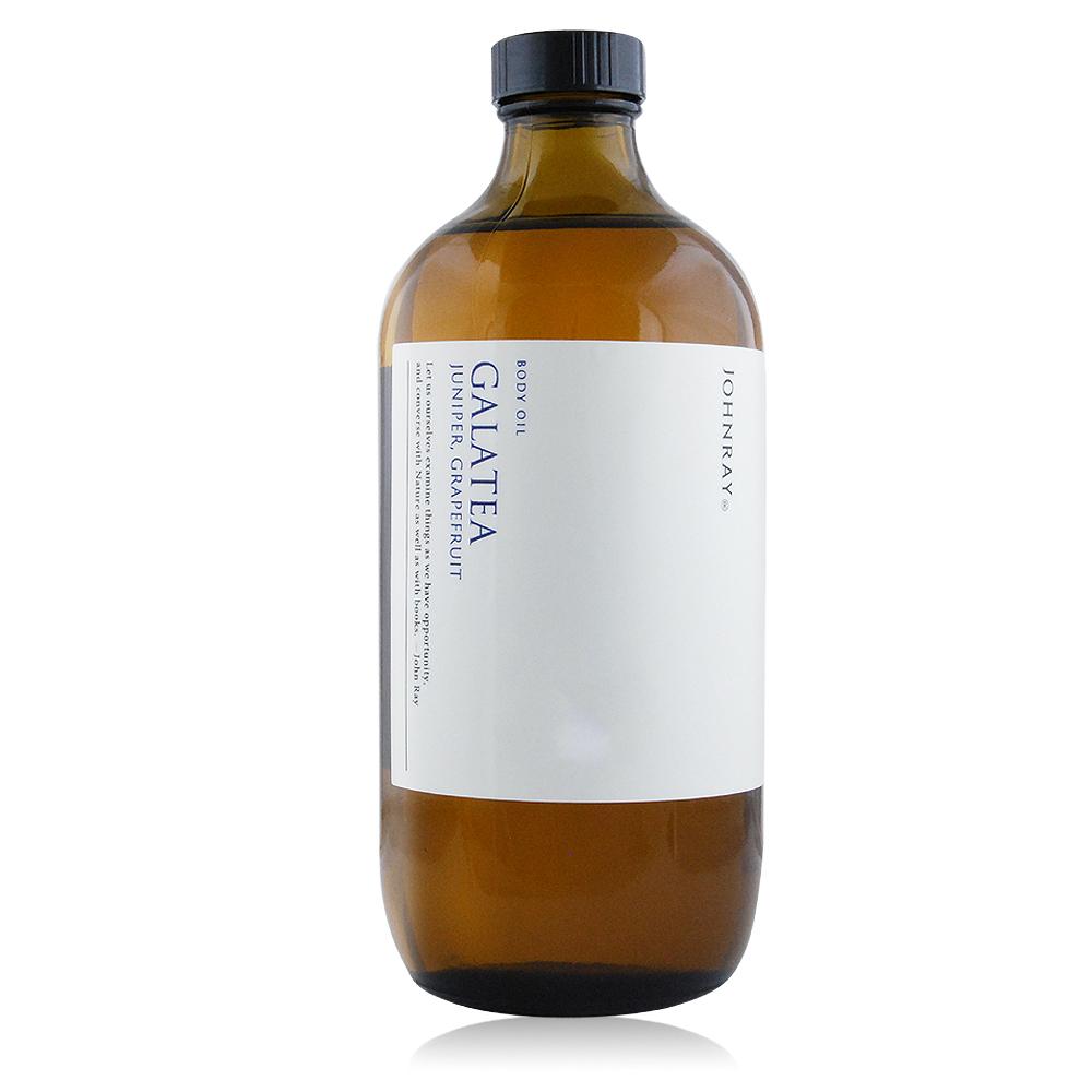 ESCENTS 伊聖詩 約翰森林淨化高手美體潤膚油(按摩浴油)500m