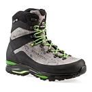 ZAMBERLAN 防水高筒皮革登山鞋 月斑灰 0966PM1G-GN