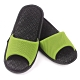 AC Rabbit 開口型低均壓氣墊拖鞋(馬卡龍色系)-嫩芽綠 product thumbnail 1