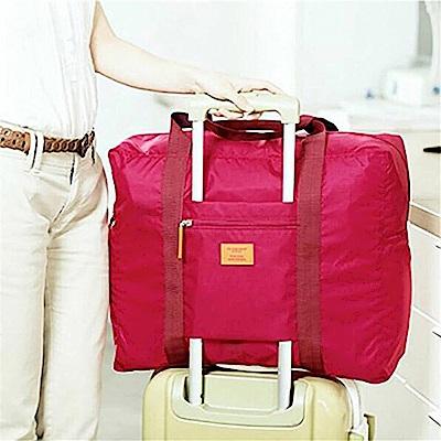 挪威森林 日系高質感旅行箱防水收納包/旅行收納袋