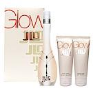 *JLO Glow 女性噴式淡香水禮盒(淡香水100ml+身體乳75ml+洗沐精75ml)