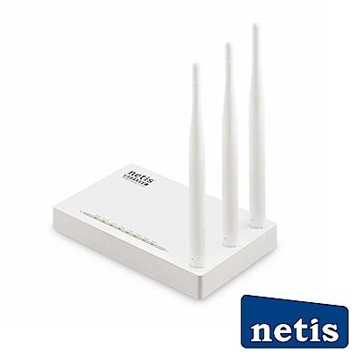 netis WF2409E 白極光無線寬頻分享器