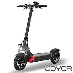 【JOYOR】 EY-08 48V鋰電定速 500W電機10吋大輪徑 碟