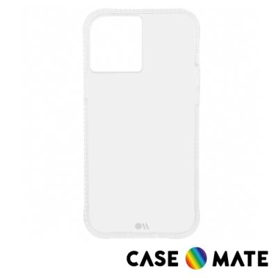 美國 Case-Mate iPhone 12 / 12 Pro Tough Clear Plus 環保抗菌防摔加強版手機保護殼