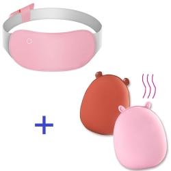 【暖心組合】USB電熱腹帶WA1+USB暖暖蛋(冬季の好物)