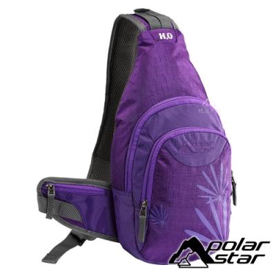 【PolarStar】斜肩背包『紫』P15820