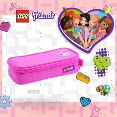 LEGO丹麥樂高鉛筆盒-女孩 10052-2004