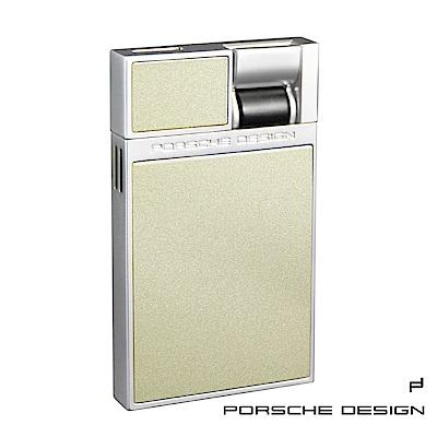 保時捷Porsche Design P3632平坦火焰打火機(香檳)