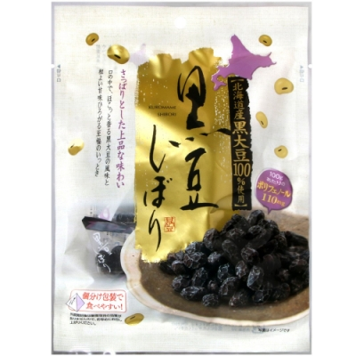 光武製果 北海道黑豆果子(72g)