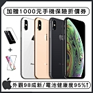 【福利品】Apple iPhone XS Max 256GB 98成新 智慧型手機