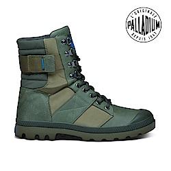 Palladium Pampa Nue Tactical WP防水靴-女-綠