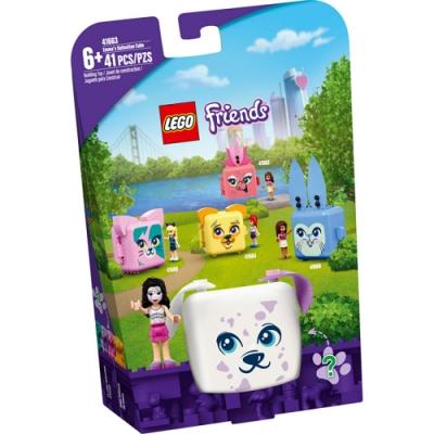 樂高LEGO Friends系列 - LT41663 寵物秘密寶盒 艾瑪的大麥町