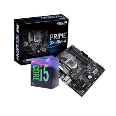 華碩 PRIME B365M-A Intel i5-9400F