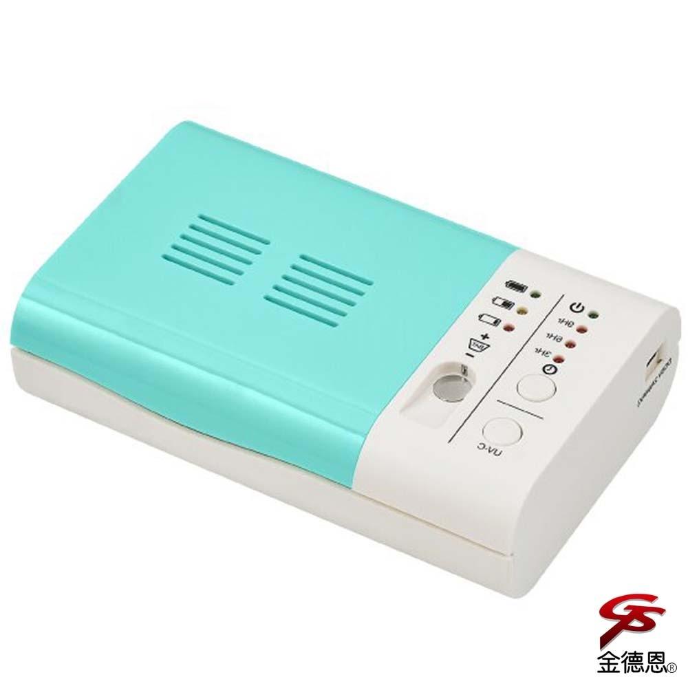 金德恩 台灣製造 助聽器專用防潮除濕乾燥盒