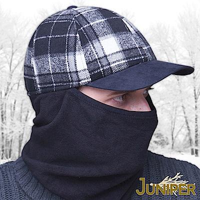 JUNIPER 全方位防風護耳保暖護頸刷毛絨運動帽