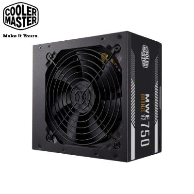 Cooler Master NEW MWE 750 BRONZE V2 80Plus 銅牌 750W 電源供應器