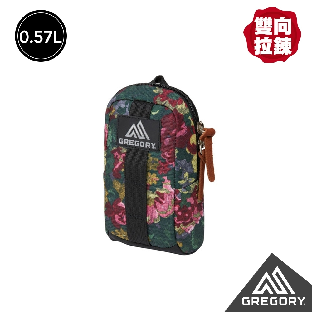 Gregory QUICK PADDED M 收納包 花園油彩