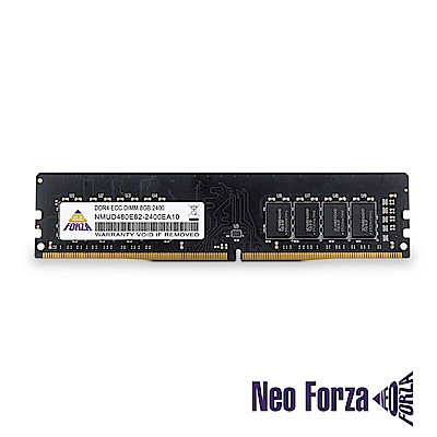 Neoforza 凌航 8G DDR4-2400 桌上型記憶體