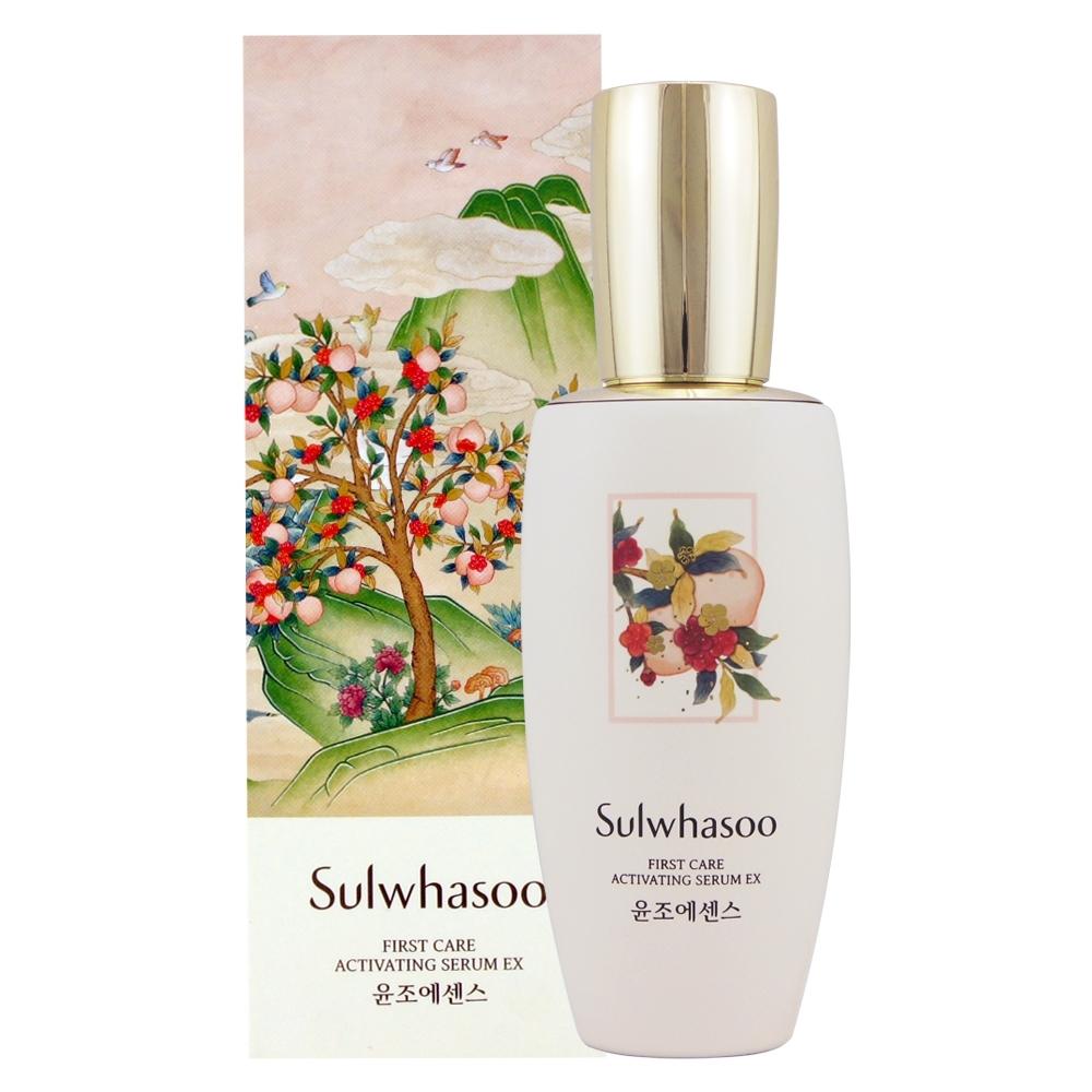 (即期品)Sulwhasoo雪花秀 潤燥精華EX120ml(2018限定版)(至2021年03月)
