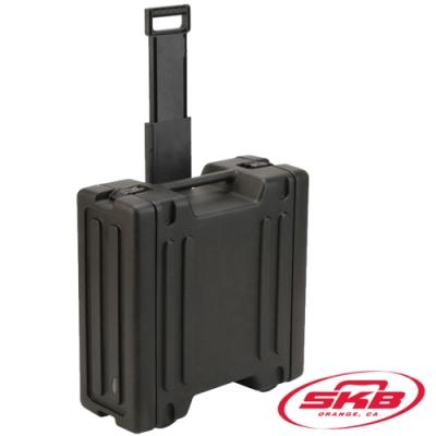SKB Cases-4U Roto機架滾輪拉柄機箱1SKB-R4W